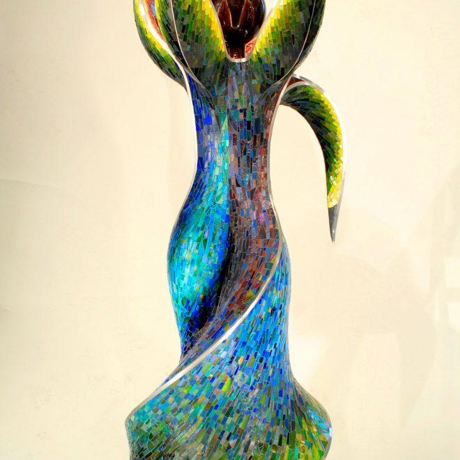 "Mosaikskulptur ""Belladonna"""