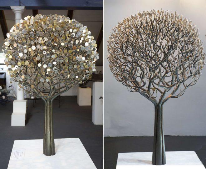 Jahreszeiten-Geldbaum