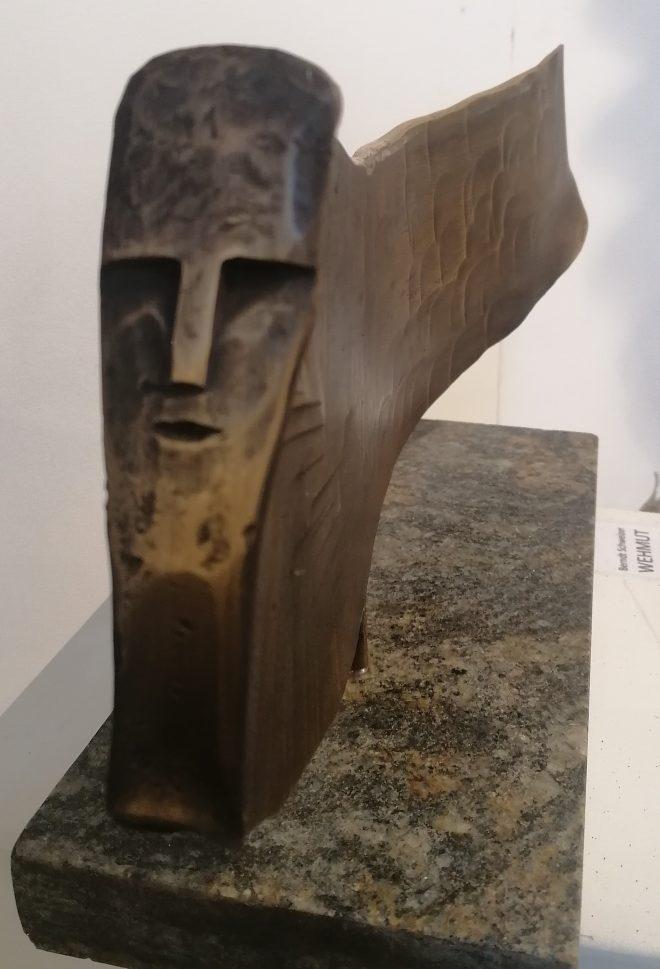 Bronzeskulptur